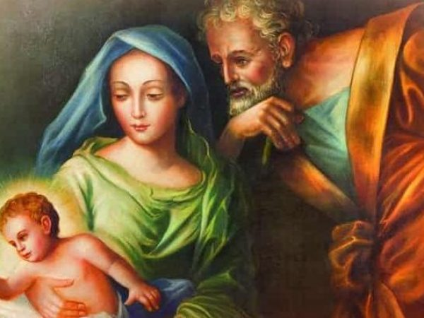 December 30, 2018 ~ Feast of the Holy Family