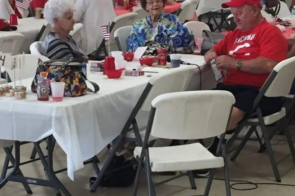 Seniors Meeting, Tuesday June 11th at 11:30 a.m.