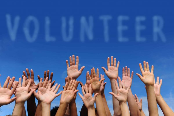 Adult Volunteer Appreciation Celebration – January 26, after 4:30 pm Mass, Please RSVP