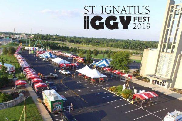 St. Ignatius 2019 Festival KickOff Party