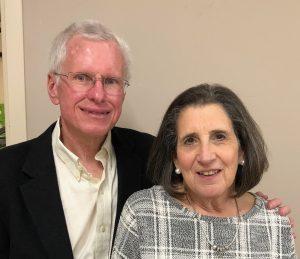 Mr. Tim & Rose Helmick