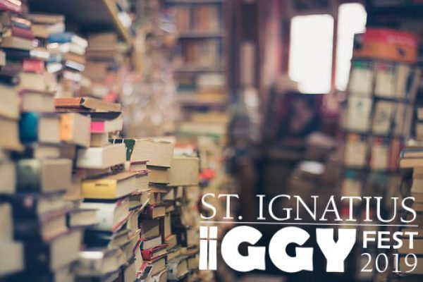 St. Ignatius Festival Book Collection Continues