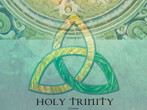 June 16, 2019 ~ The Solemnity of the Most Holy Trinity ~ Happy Father's Day!