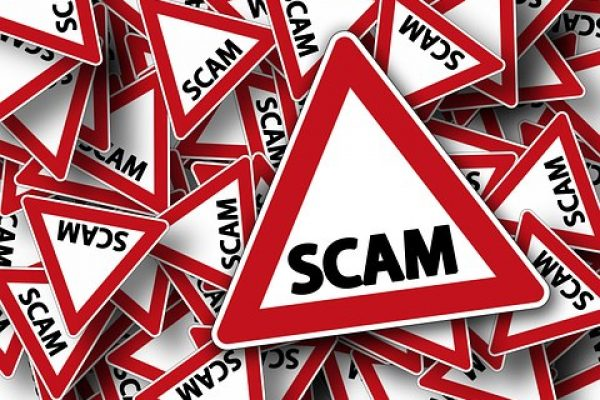 Text and Email Scam ALERT!