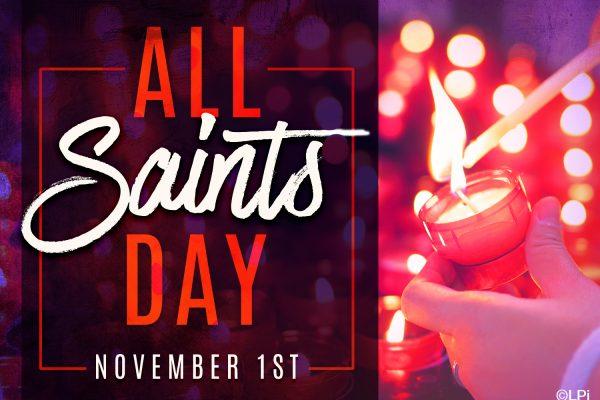 All Saints & All Souls' Day Masses