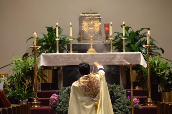 Holy Hour of Reparation ~ Wednesday, January 22 at 7 pm