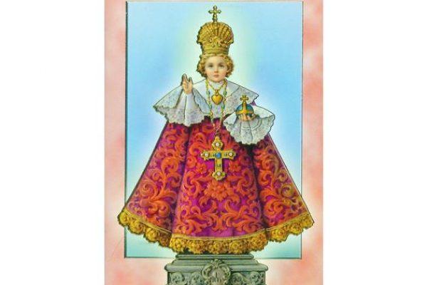 Christmas Novena Prayer to the Miraculous Infant of Prague