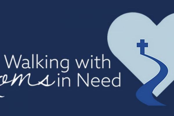 Walking with Moms in Need; A Year of Service