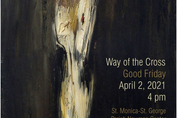 Good Friday Meditations on the Way of the Cross