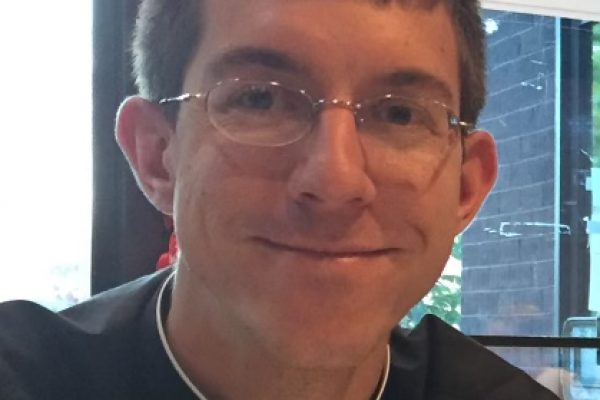 Father Christian Cone-Lombarte to join St. Ignatius!