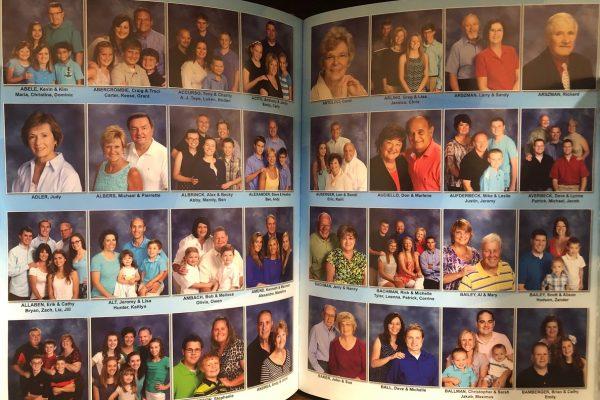 Parish Pictorial Directory 2021 • Picture Retakes
