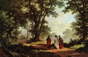 RCIA - Road to Emmaus