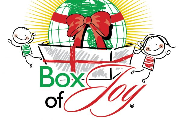 Box of Joy Service Event