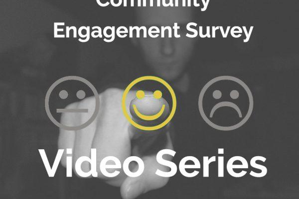 Community Engagement Survey Results