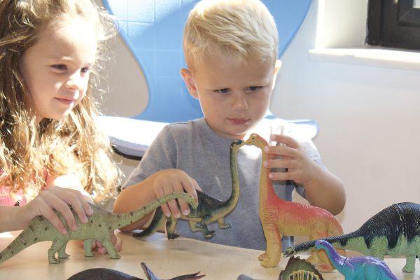Preschool Opens Doors For First Time